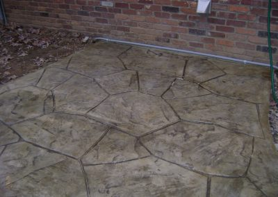 Stamped-and-Stained-concrete