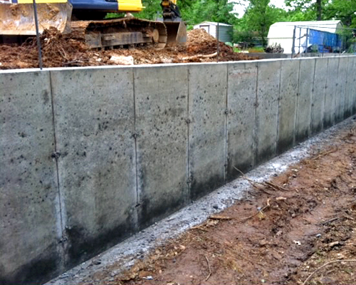 Foundation projects stachler concrete for Which cement is best for foundation